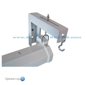 "6"" L скоби за монтаж на екран Elite Screen Extended Wall/Ceiling Bracket set"